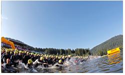 Départ Triathlon XL