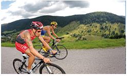 Parcours vélo Triathlon XL